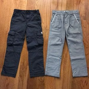 Other - 2 pair of gray pants size 5T and 5